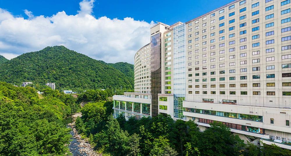 定山溪美景酒店