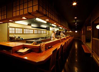 小料理「五扇亭」(本館1階)