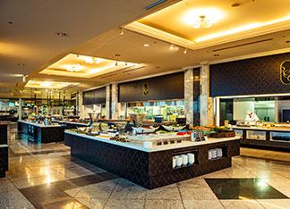 レストラン「グランシャリオ」(新館1階)