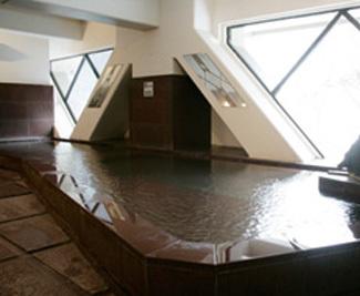 本館 地下一階 眺望泉