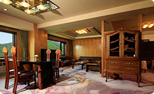 本館 最上階特別室
